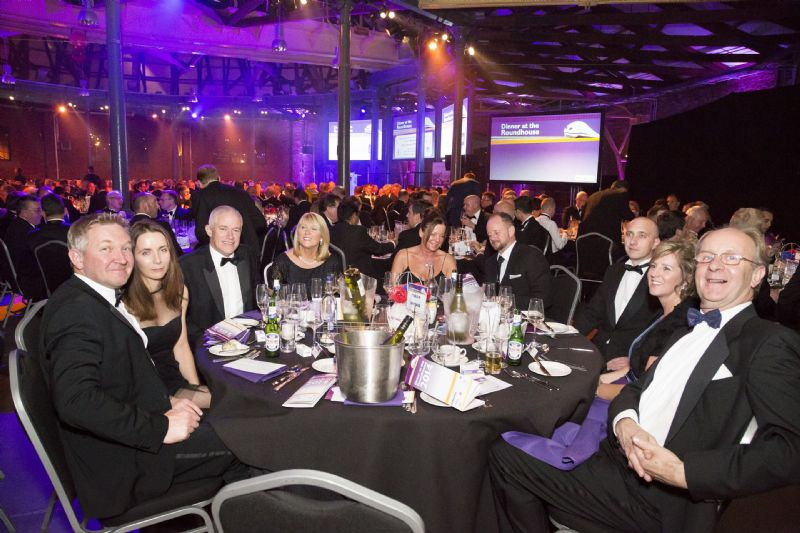 Emtrade Dinner at The Roundhouse 2014