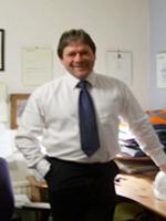 Stephen Witney, Senior Consultant